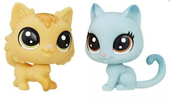 Littlest Pet Shop figurki