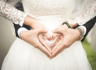 Modna suknia na wesele