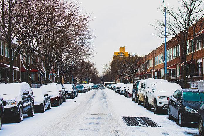 Gdy zima zaskoczy drogowców, czyli pomysły na poruszanie się po mieście