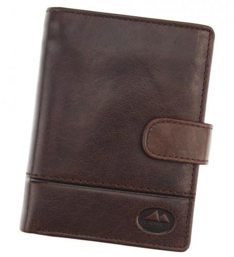 Polskie skórzane portfele męskie