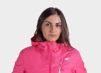 kurtki narciarskie damskie 4F