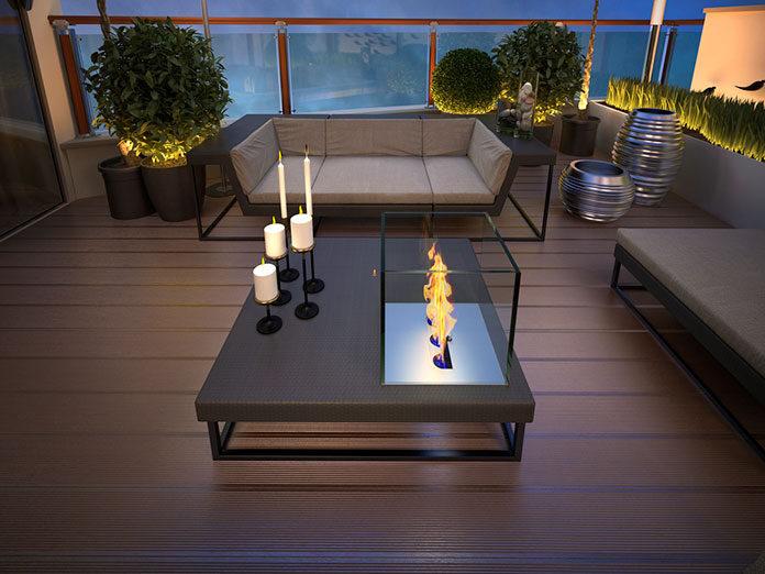 Jaką aranżacje zastosować na balkonie, aby uzyskać klimatyczne miejsce do spędzania czasu